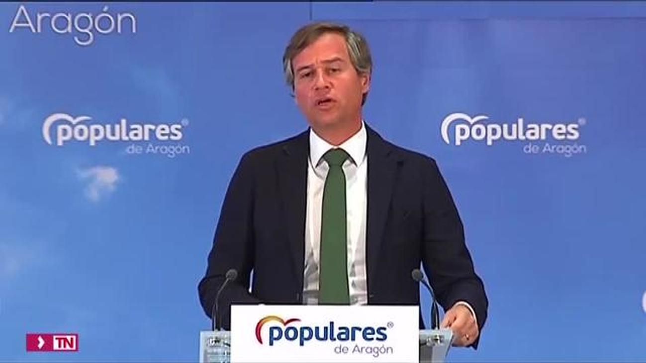 """El PP dice que hará todo lo que esté a su alcance """"para que esta legislatura dure lo menos posible"""""""