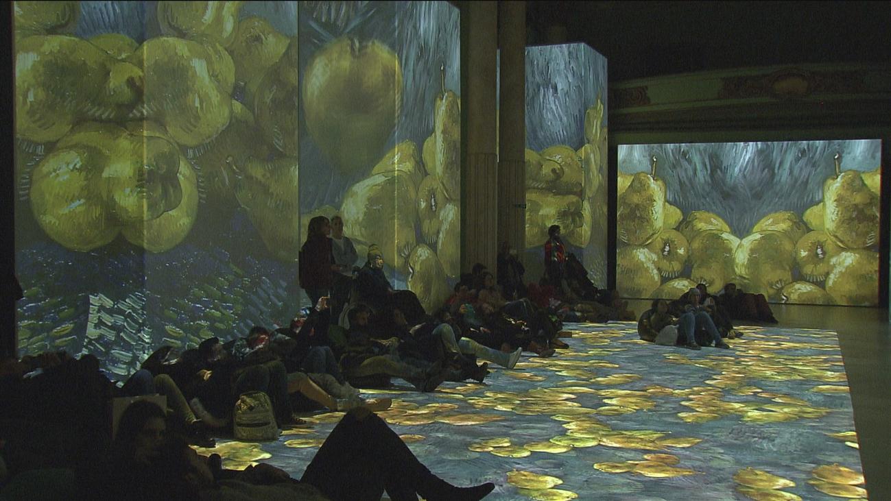 La exposición 'Van Gogh Alive' regresa a Madrid con un toque sensorial