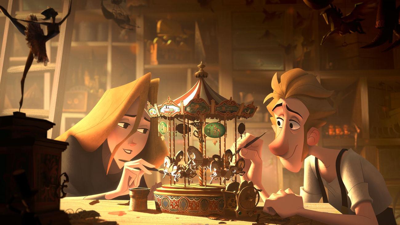 La cinta española 'Klaus', nominada  al Oscar a Mejor Película de Animación