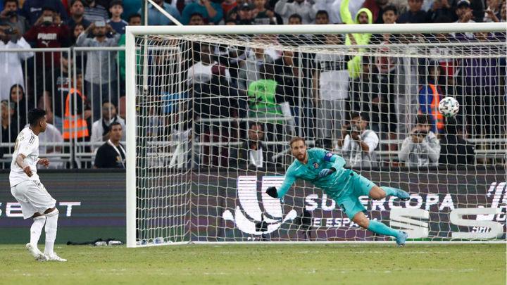 Así narró Onda Madrid los penaltis del Real Madrid-Atlético
