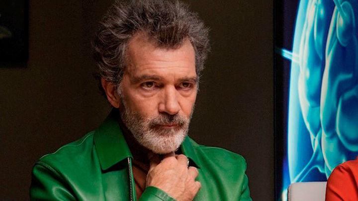 Antonio Banderas, nominado al Oscar a Mejor actor  por su papel en la cinta de Almodóvar 'Dolor y gloria'
