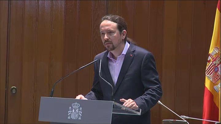 """El CGPJ pide prudencia a Iglesias y le insta a evitar el """"uso político"""" de la Justicia"""