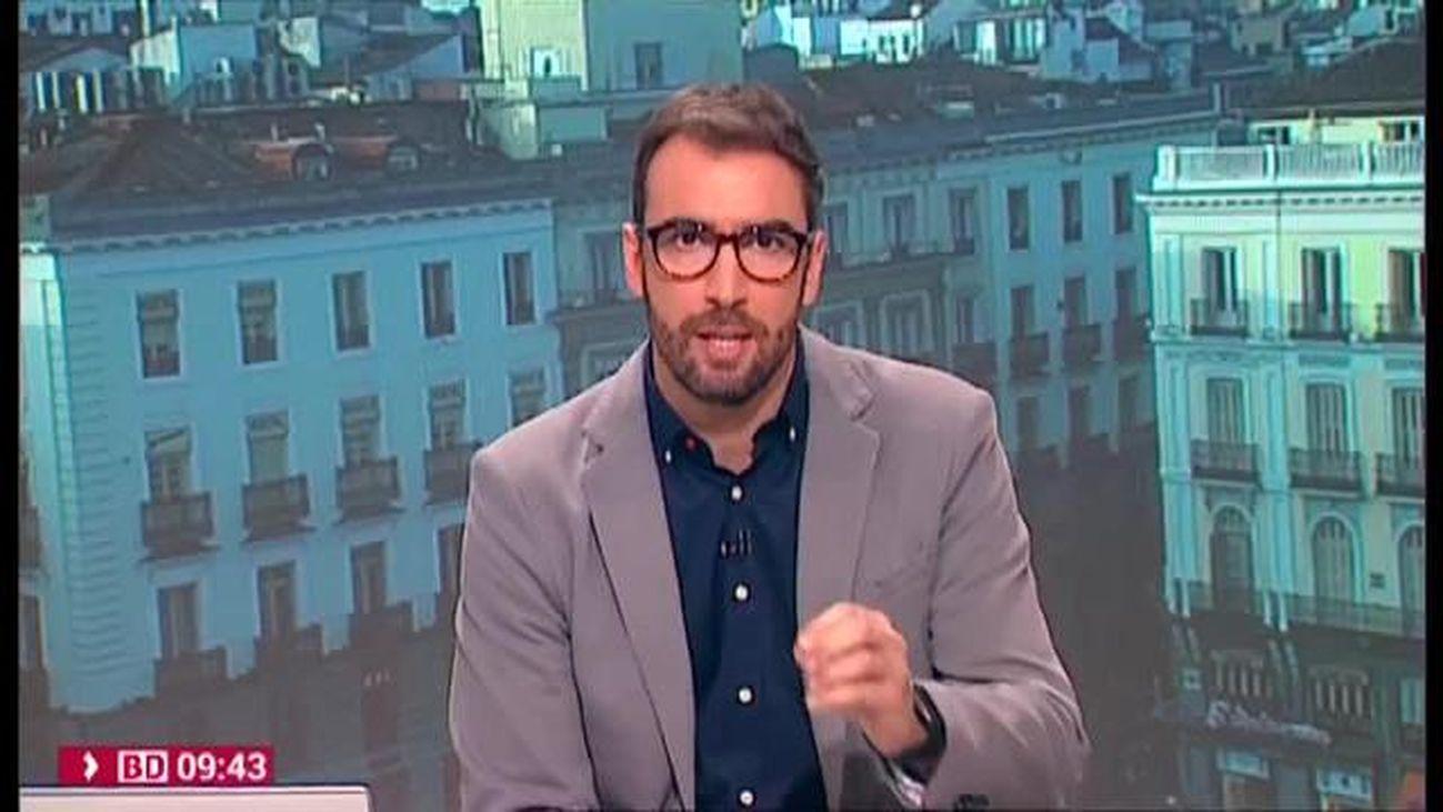 Buenos Días Madrid 13.01.2020 (9.00 - 10.30)