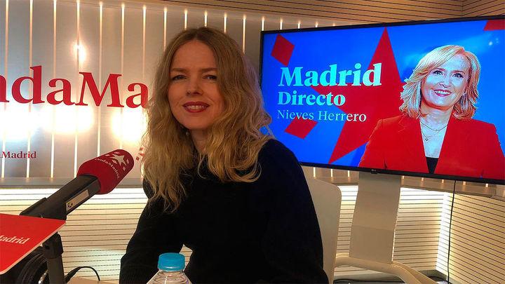 """Cristina Rosenvinge: """"Mi especialidad es escribir canciones"""""""