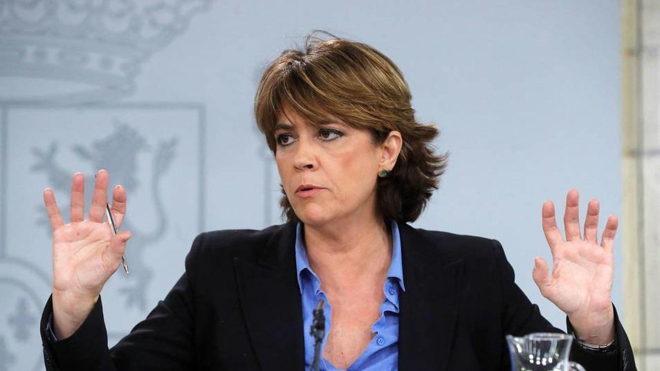 Nombramiento de Dolores Delgado, Fiscal General del Estado