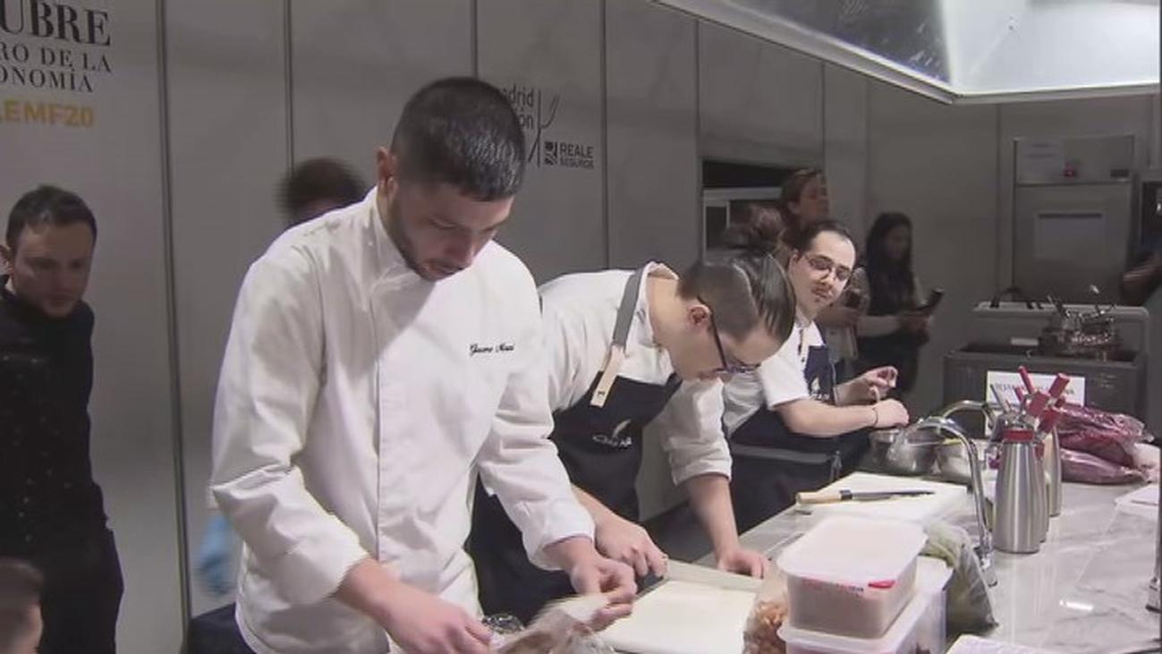 Madrid Fusión, el mayor encuentro gastronómico de España, abre sus puertas