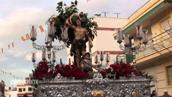Llegan las fiestas de San Sebastián, el patrón de Alalpardo