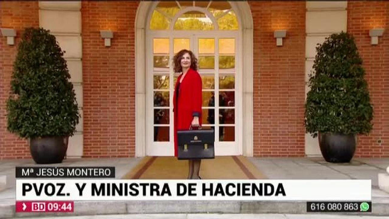 Buenos Días Madrid 14.01.2020 (9.00 - 10.30)