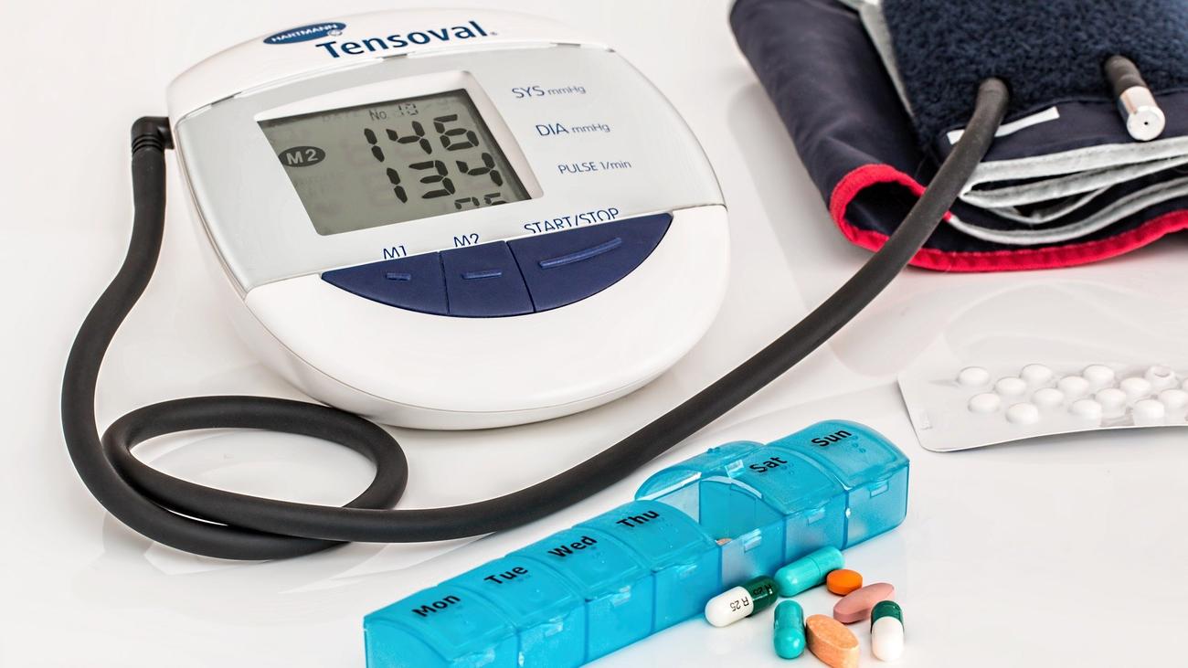 La hipertensión puede heredarse de los padres o abuelos