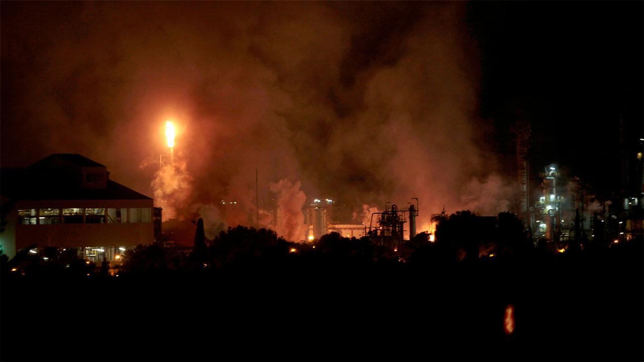 Técnicos de Medio Ambiente no detectan tóxicos en el aire