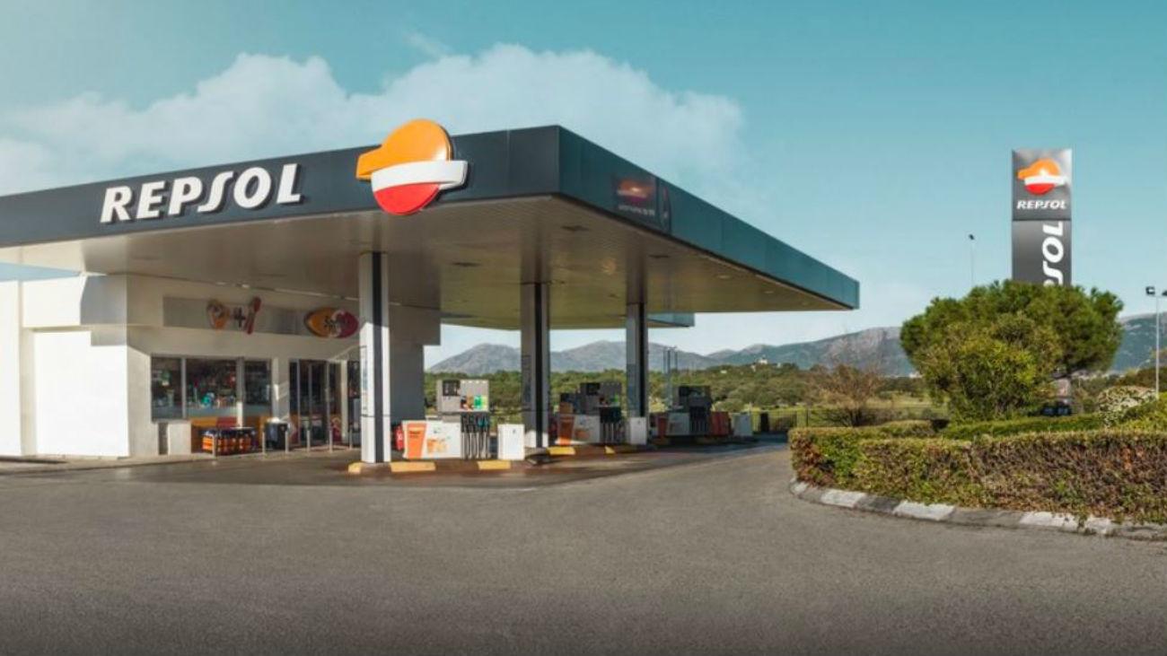 Gasolinera de Loeches