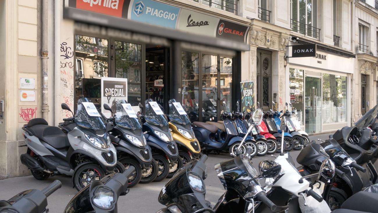 Madrid es la comunidad donde más creció la venta de motos en 2019