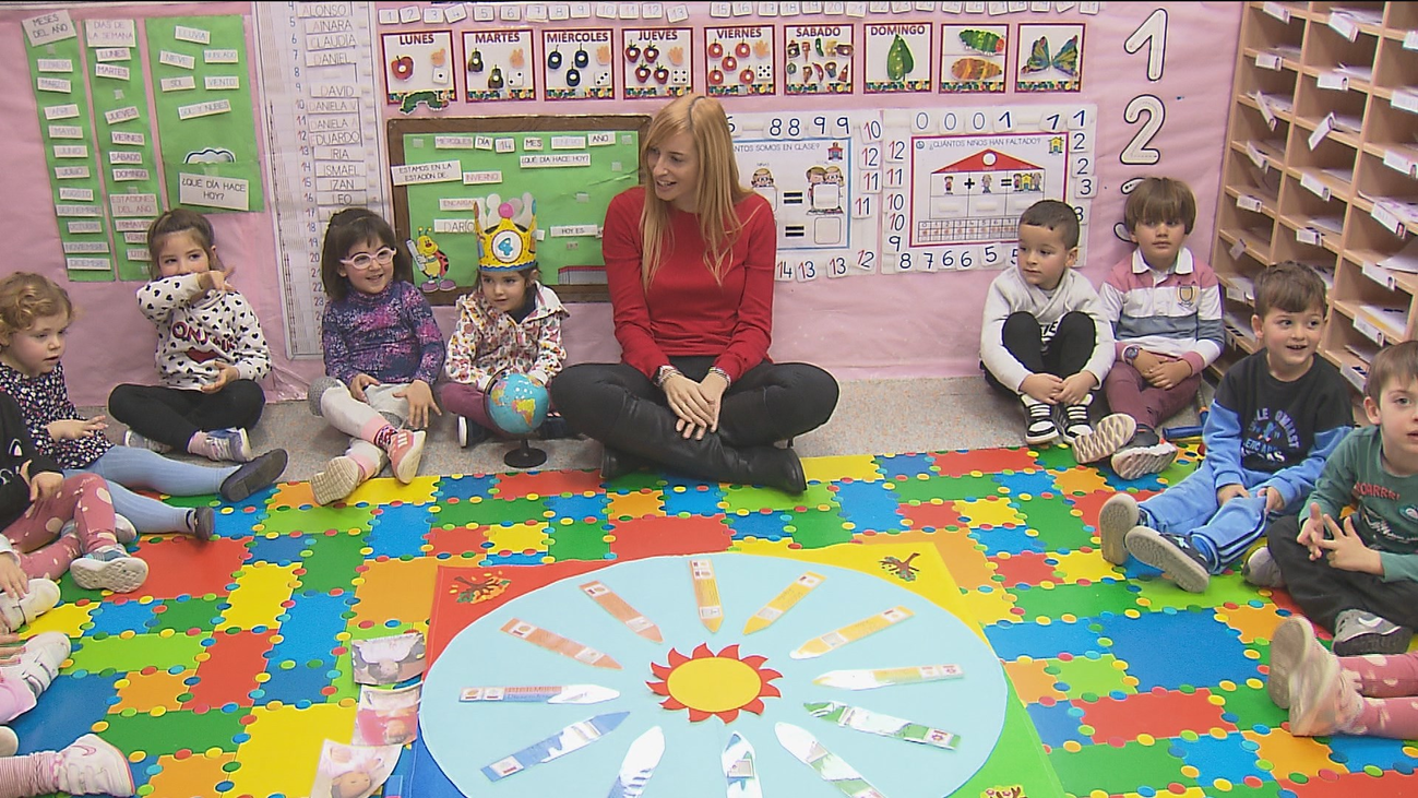 La mejor profesora de infantil en España está en Arroyomolinos