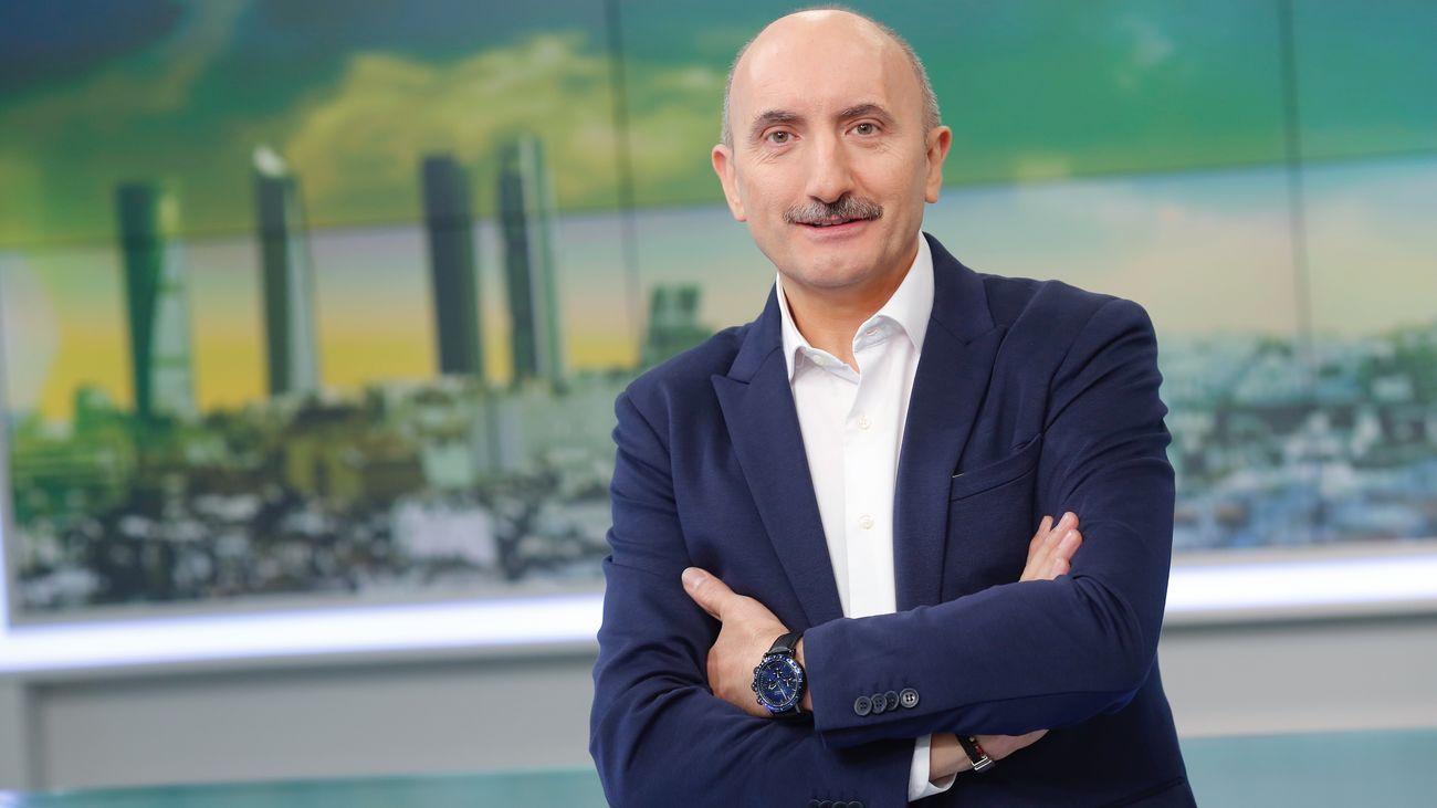 Alipio Gutiérrez, nuevo responsable de la Oficina de Participación del Espectador y Radioyente de RTVM