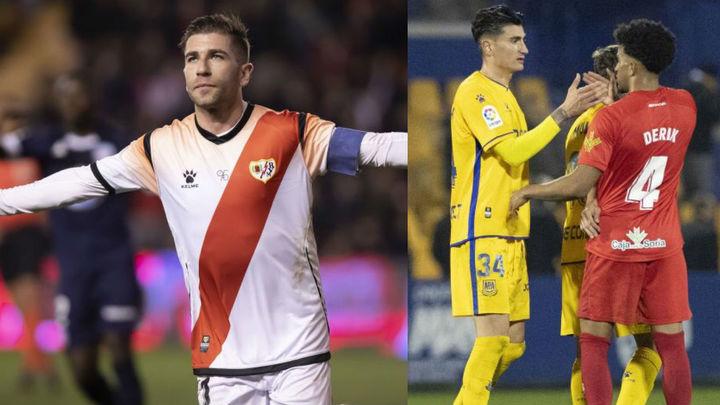 El Rayo gana al Lugo (1-0) y el Alcorcón empata con el Numancia (2-2)