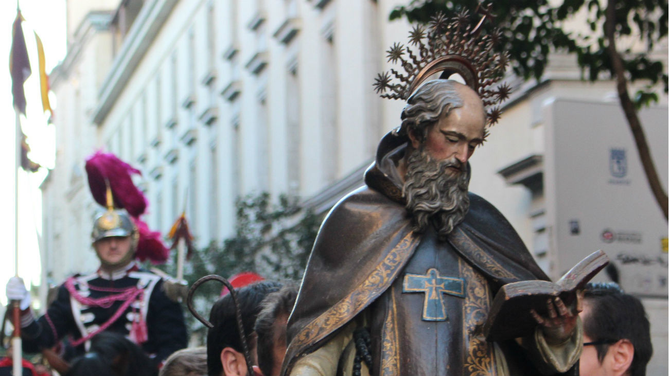 Procesión de San Antón