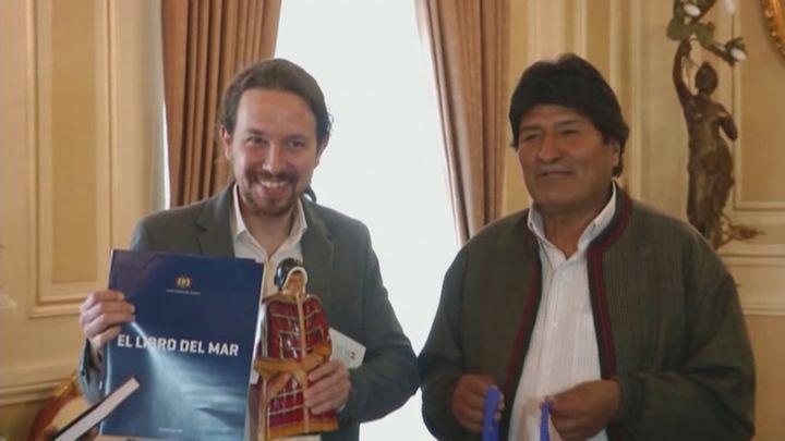 Vox denuncia a Podemos en Anticorrupción por financiación irregular de Bolivia