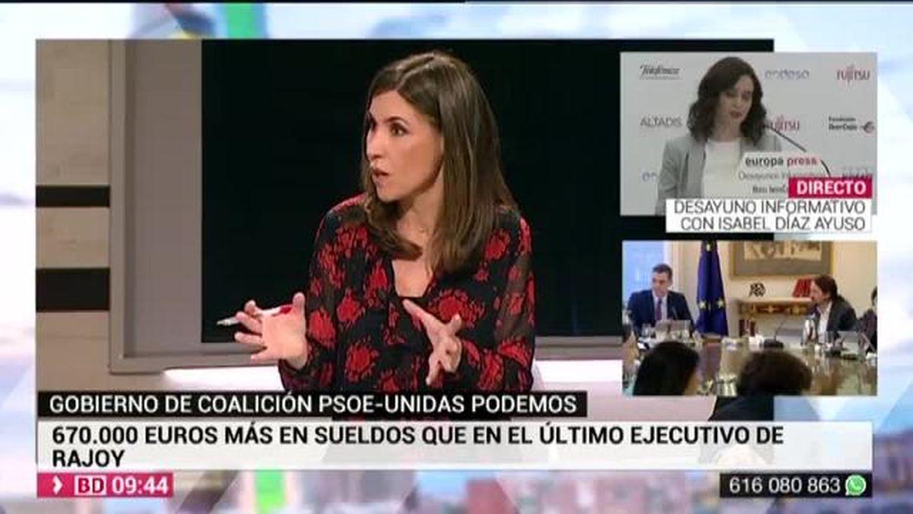 Buenos Días Madrid 16.01.2020 (9.00 - 10.30)