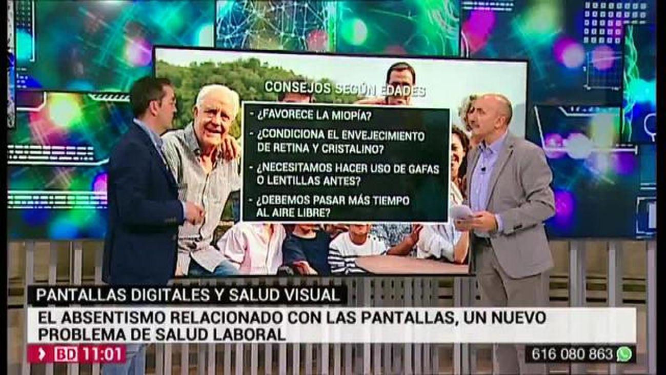 Buenos Días Madrid 16.01.2020 (10.30 - 11.30)
