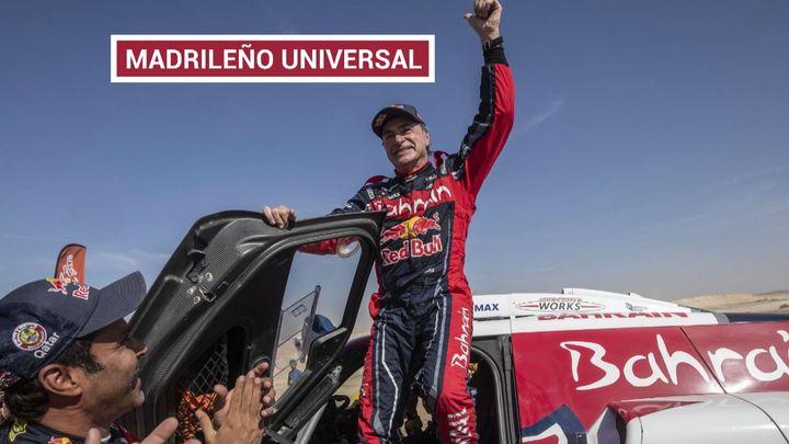 Carlos Sainz, la leyenda sin fin