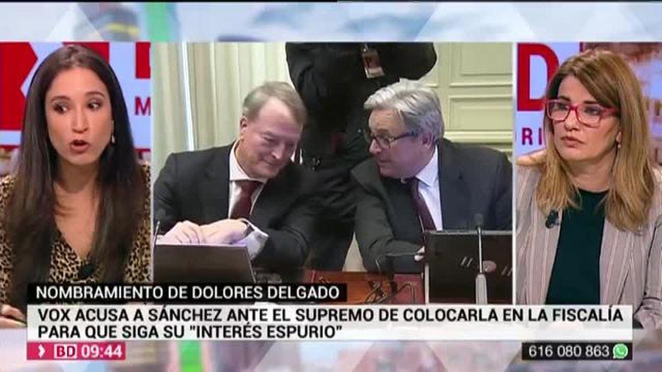 Buenos Días Madrid 17.01.2020 (9.00 - 10.30)