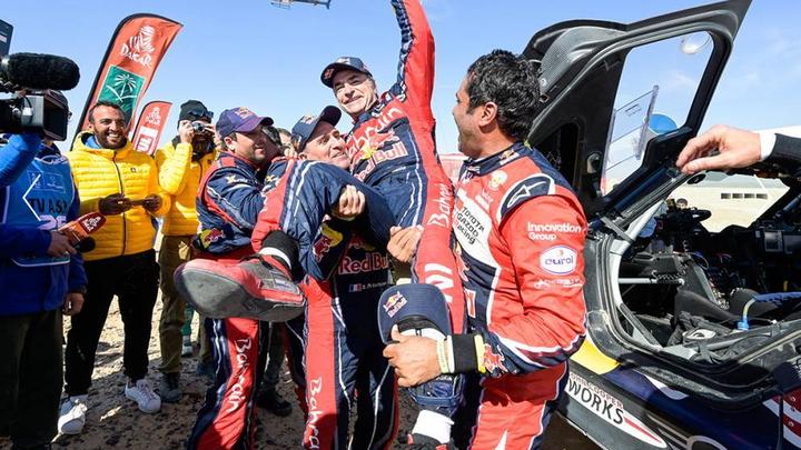 """Juanjo Lacalle: """"Sainz es un piloto rápido y sólido, se equivoca muy poco"""""""