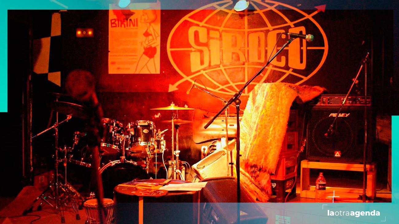 La sala Siroco celebra treinta años de conciertos