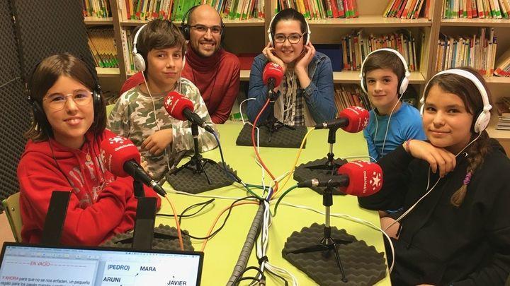 La Radio del Cole: Virgen de Peña Sacra, Manzanares El Real 18.01.2020