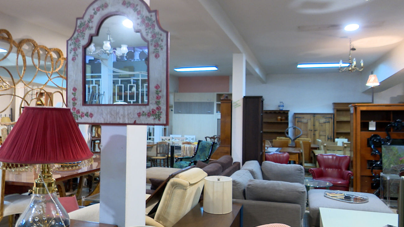 Muebles que buscan nuevos hogares