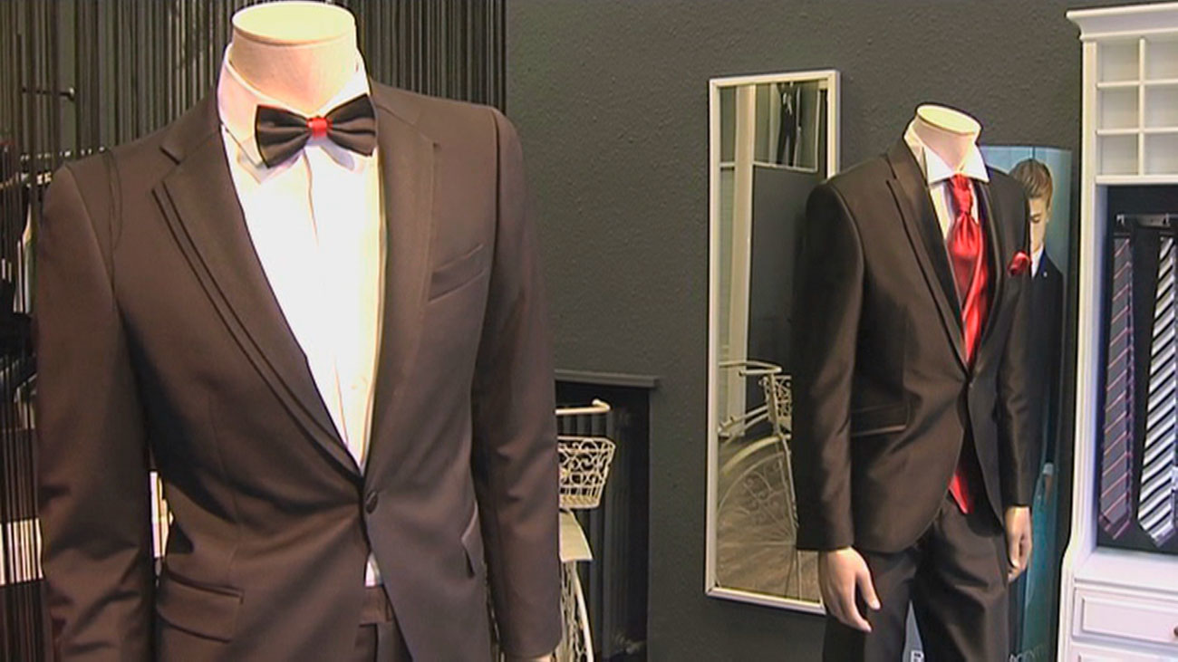 La drástica medida de una tienda de trajes de Bilbao