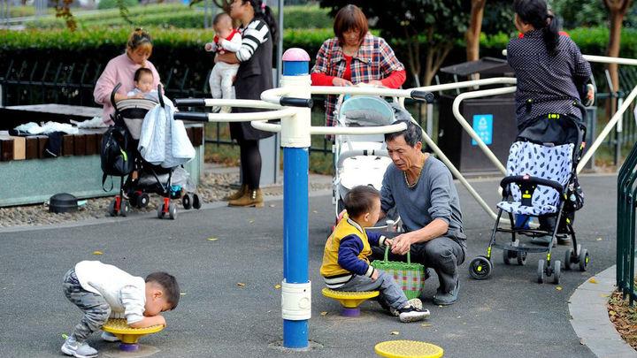 China registró en 2019 su menor tasa de natalidad desde 1949