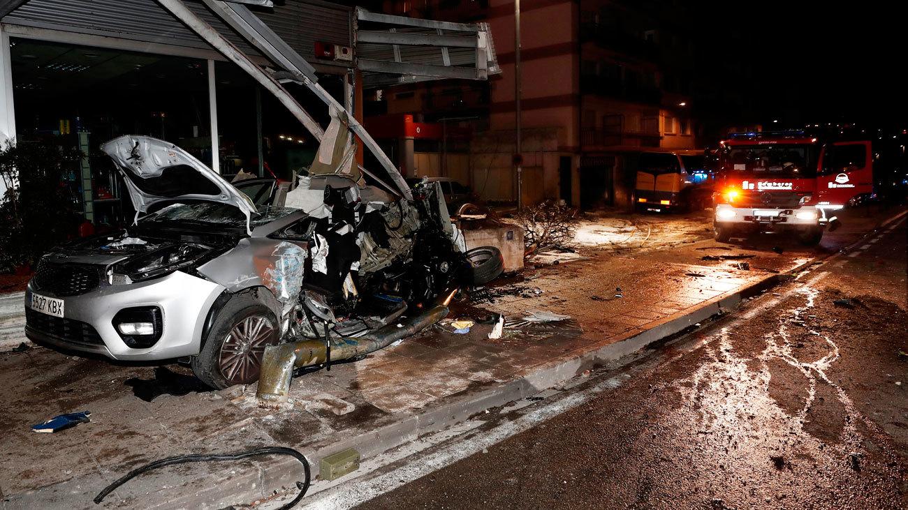 Dos niños muertos y dos heridos por el autobus siniestrado en Estella