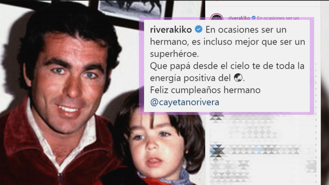 Todos los detalles del 43 cumpleaños de Cayetano Rivera