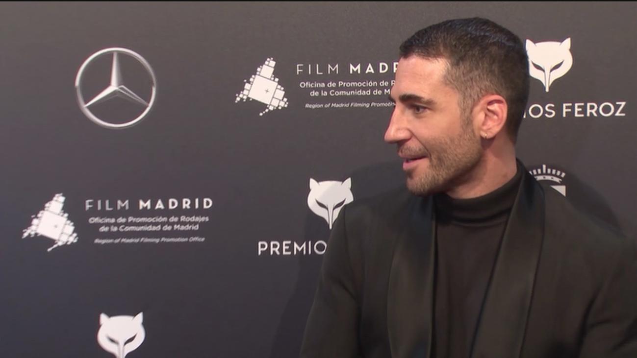 Miguel Ángel Silvestre habla sobre la relación de Blanca Suárez y Javier Rey