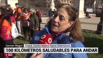 Madrid cuenta con 18 rutas para caminar por la ciudad