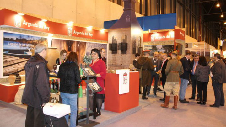Arganda del Rey estará presente en Fitur 2020 con su propio stand