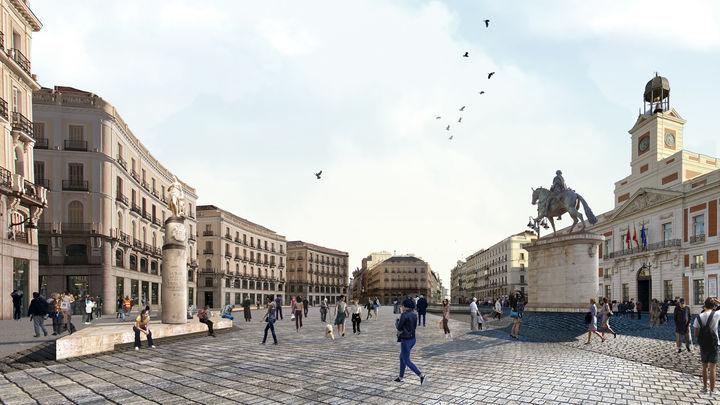 """La Puerta del Sol tendrá muchos cambios que """"afectarán a mucha gente"""""""