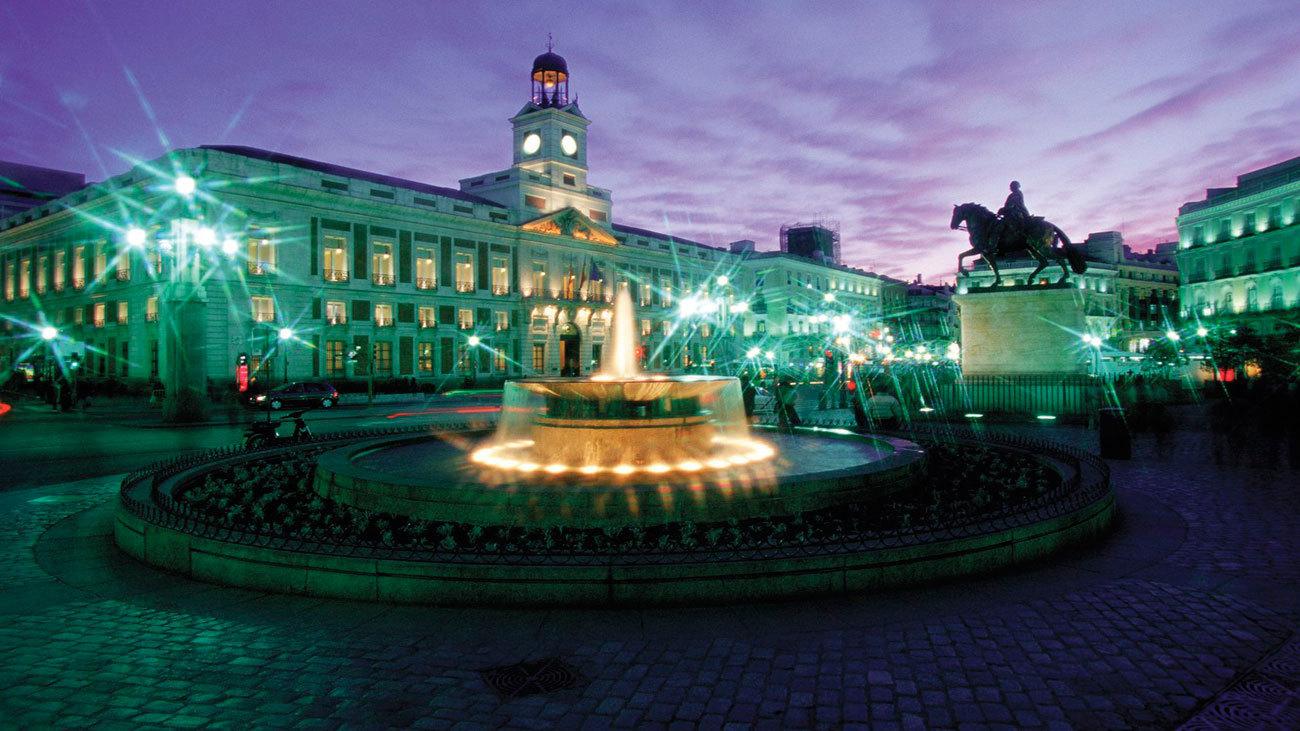 La ONCE dedica el cupón del 30 de enero al reloj de la Puerta del Sol
