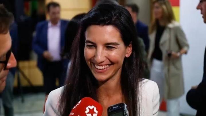 """Rocío Monasterio: """"Para cualquier tema que necesite nuestro voto, el pin parental va a ser fundamental"""""""