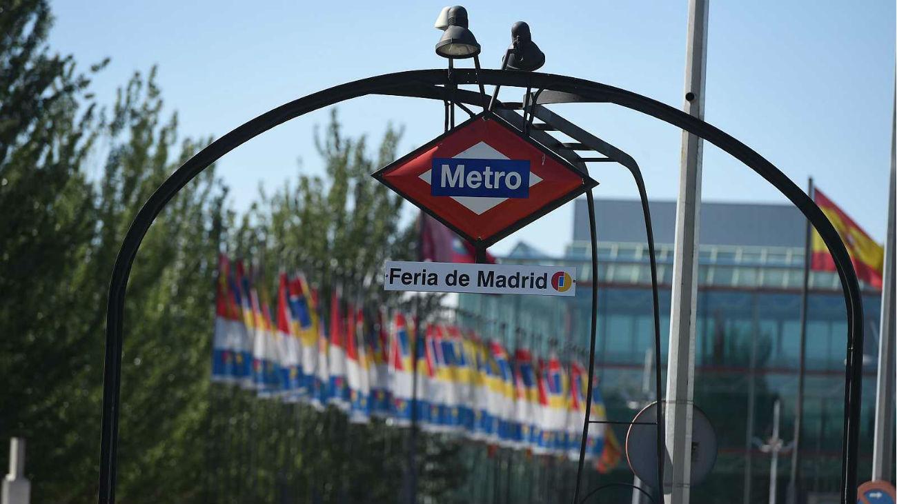 Estación de metro de Ifema
