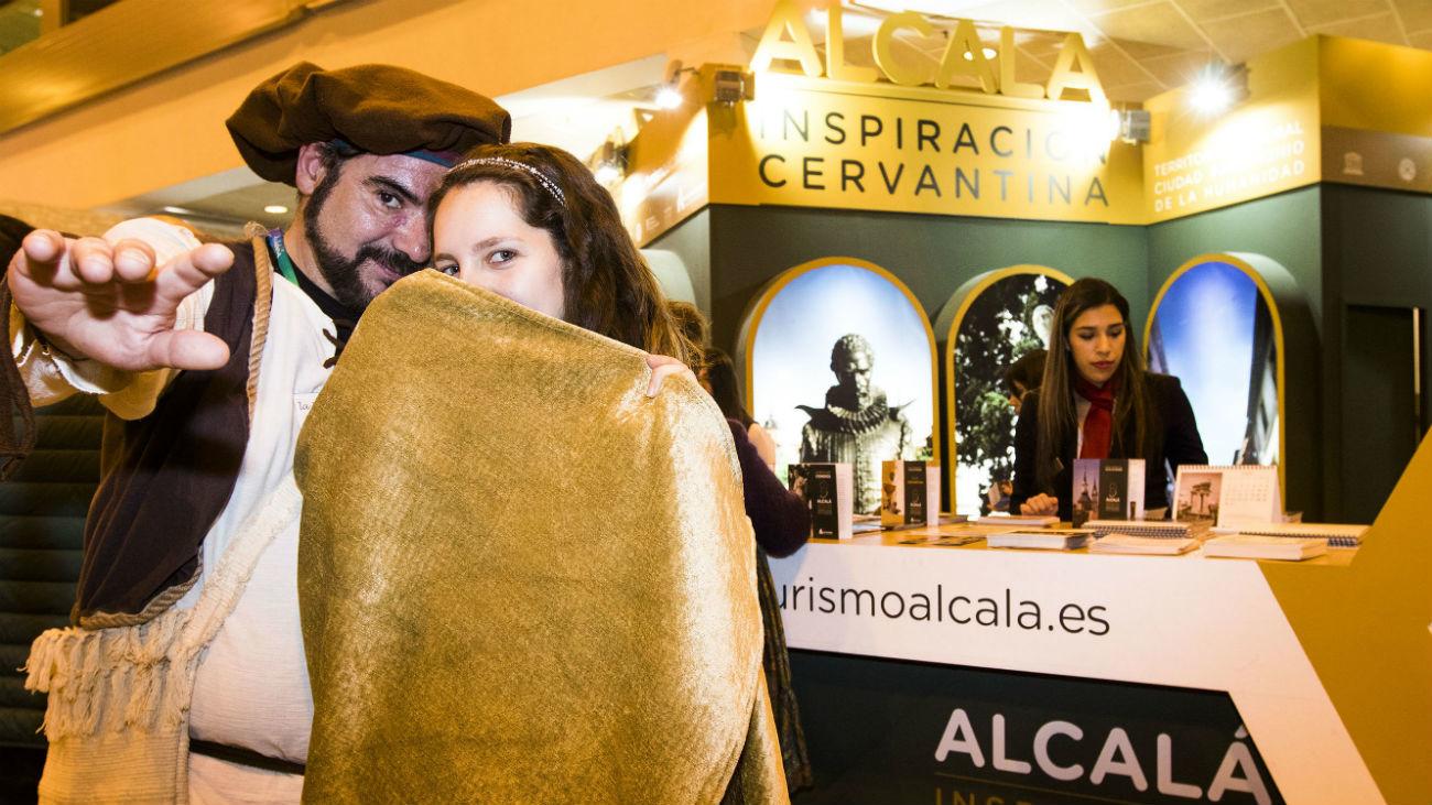 Alcalá acude a Fitur como una ventana para mostrar al mundo su patrimonio histórico