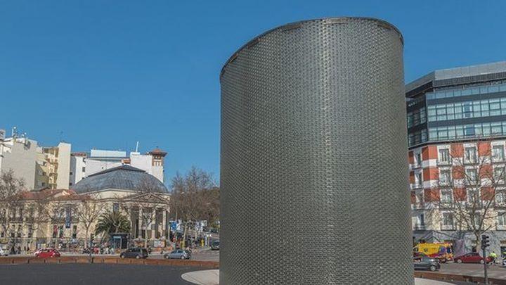 Vox pide retirar el monumento la víctima del 11-M en Atocha por no ser digno