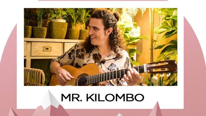 Mr Kilombo: 'Este disco me lleva a lugares nuevos'