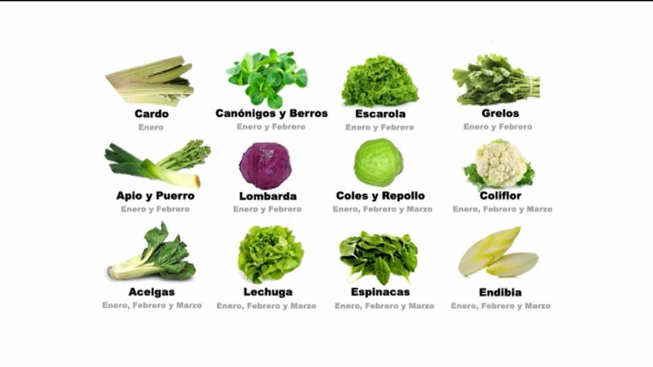 Conoce las ventajas de las verduras de invierno