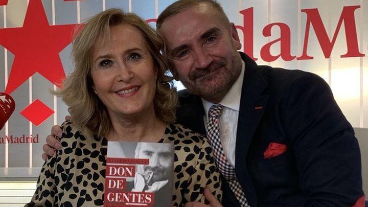 Euprepio Padula nos presenta su libro 'Don de gentes'