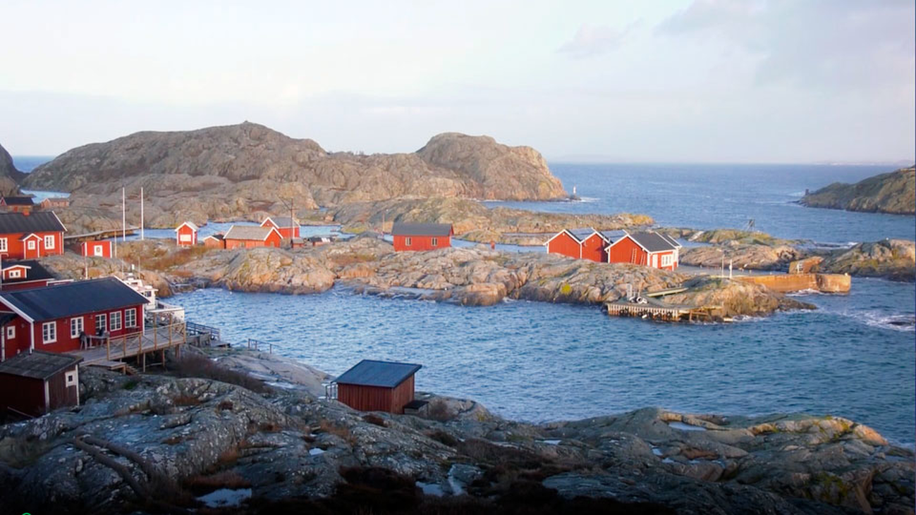 Los bellos y gélidos archipiélagos de Suecia