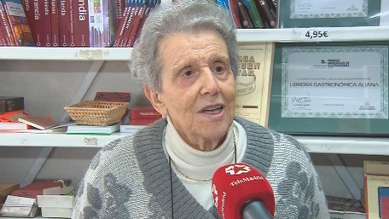 Cierra en Madrid 'Aliana', primera librería gastronómica de España