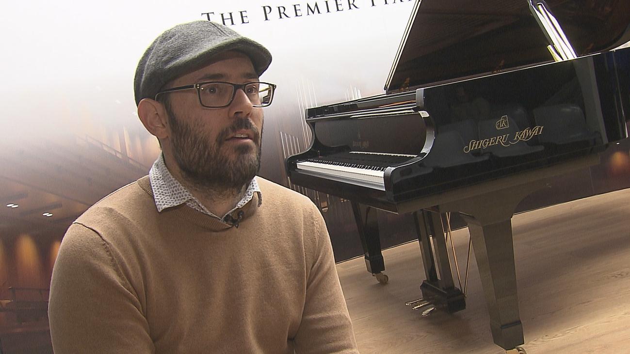 Borja Niso, lo dejó todo por la música y es autodidacta
