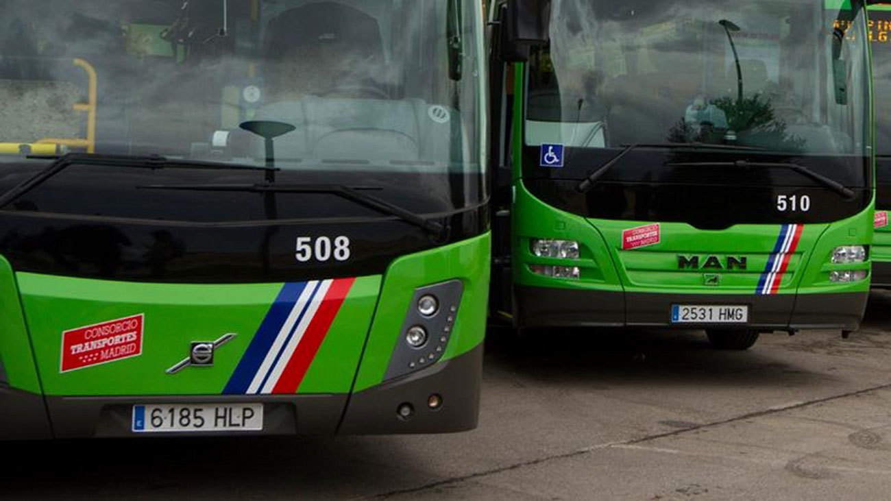 Nueva línea nocturna de autobús interurbano en Pinto