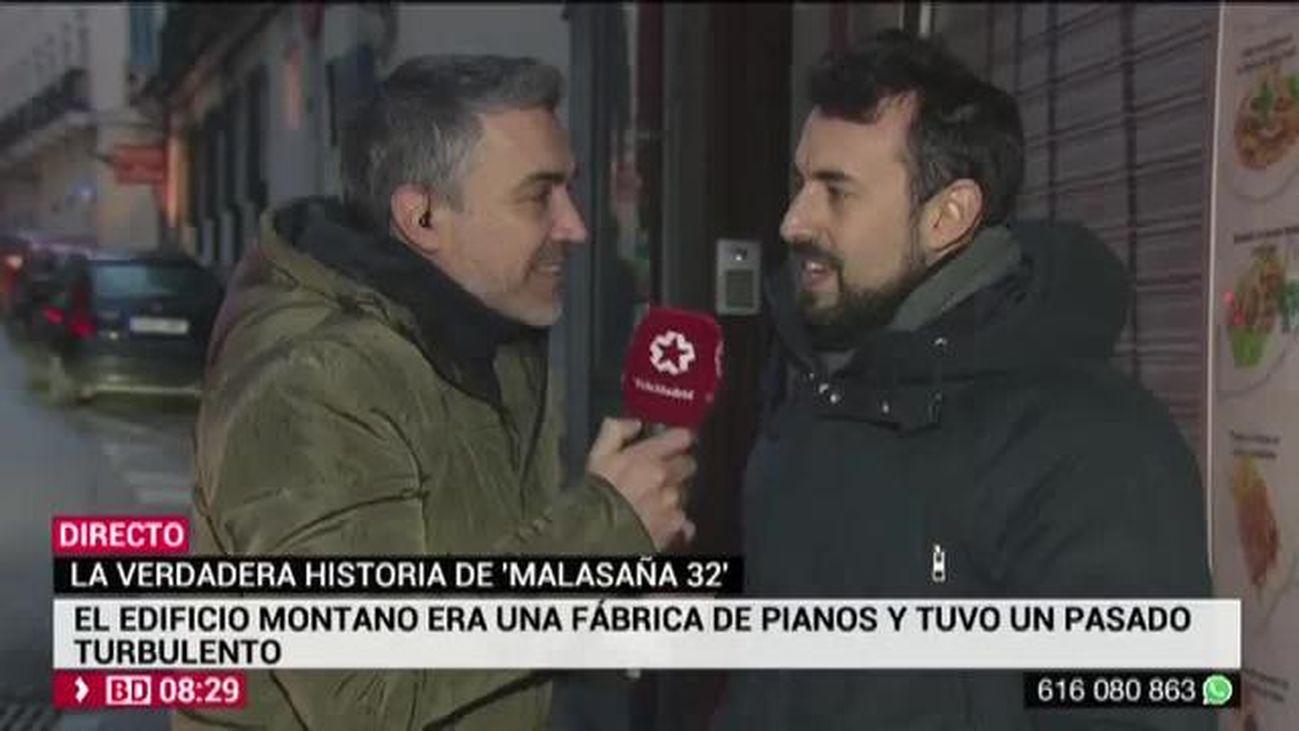 Buenos Días Madrid 22.01.2020 (8.00 - 9.00)